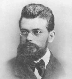 Ludwig Boltzmann à 31 ans
