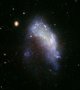 galaxie-irreguliere