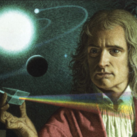 Portrait n°1 : Isaac Newton