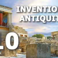 Les 10 plus grandes inventions de l'Antiquité en vidéo