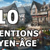 Les 10 plus grandes inventions du Moyen-Âge