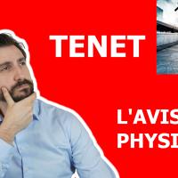 L'avis d'un physicien sur Tenet